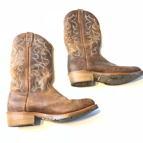 80fa937a844 Double H Men's Western Work Boot